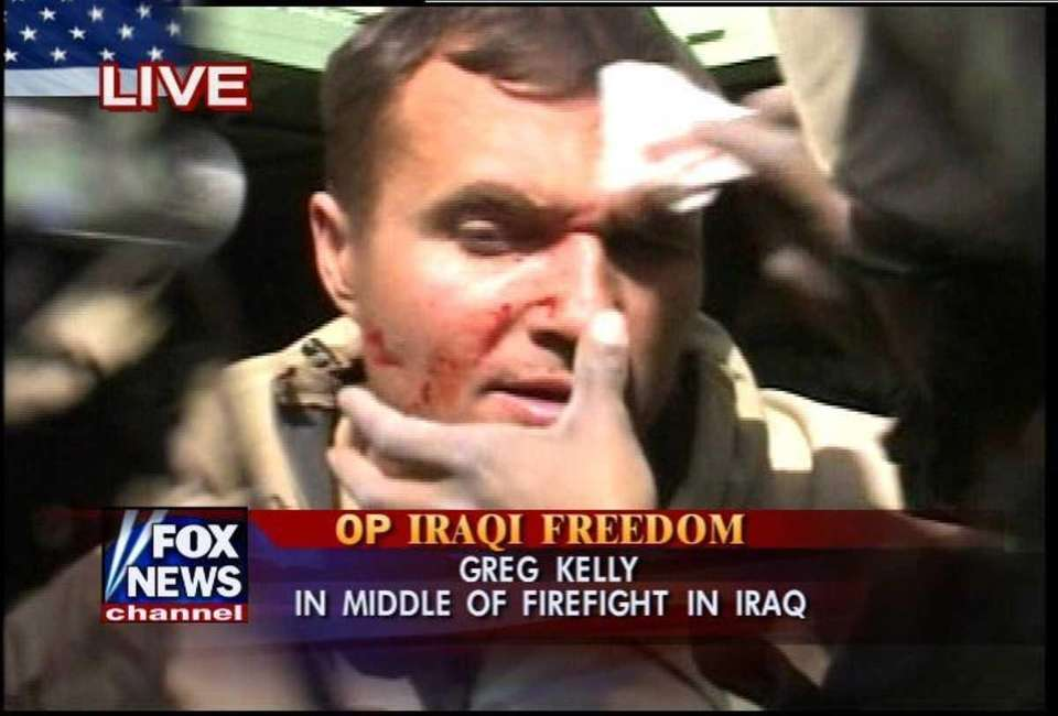 Greg Kelly, the son of NYPD Commisssioner Ray