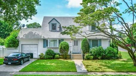 This Massapequa Park home is listed for $465,000.