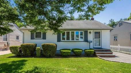 This Hicksville home is listed for $469,000.