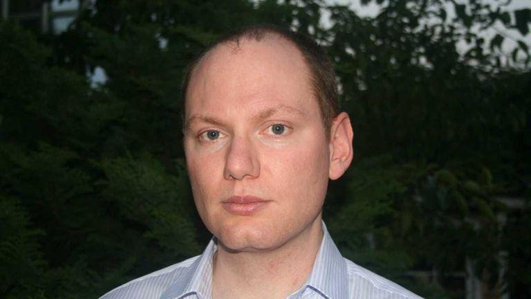 Louis Hyman, author of