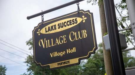 Lake Success Village has denied a company's request