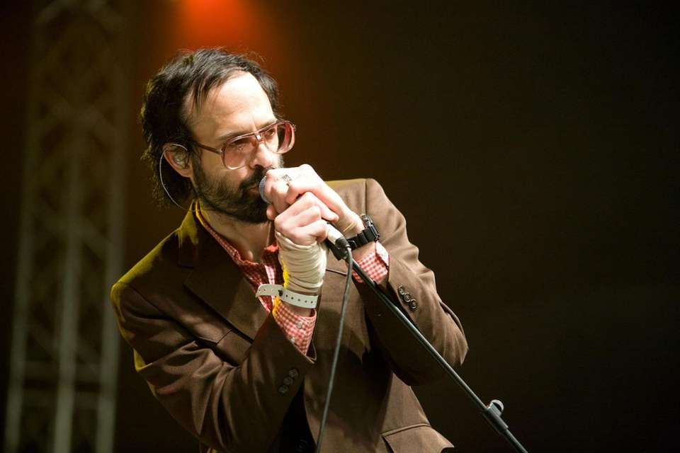 David Berman, the acclaimed singer songwriter and poet