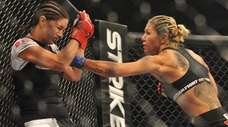 SAN JOSE, CA - AUGUST 15: Cris Cyborg