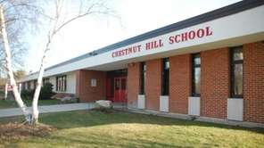 Chestnut Hill Elementary School, at 600 South Service