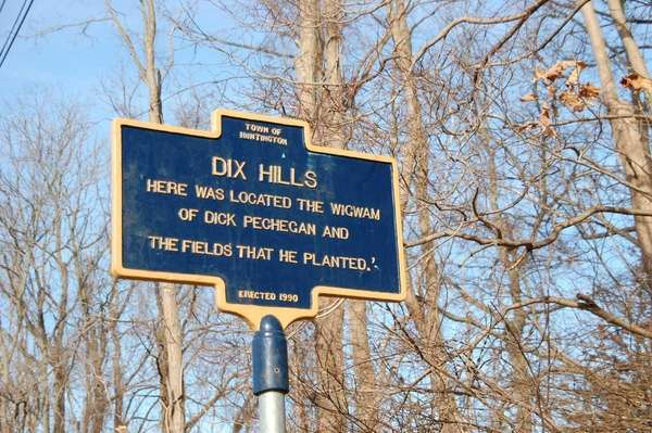 Dix Hills is nestled in the Town of