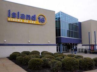 Island 16 Cinema de Lux, 185 Morris Ave.,