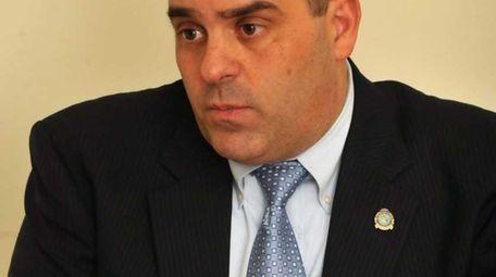Freeport Police Lieutenant Christopher Barrella filed a lawsuit
