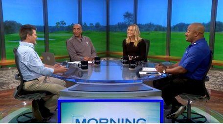 Hofstra golfer and aspiring TV personality Averee Dovsek