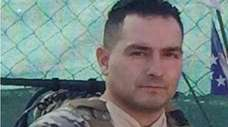 Air National Guard Staff Sgt. Louis Bonacasa, killed