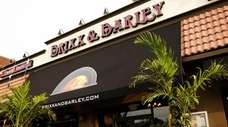Brixx and Barley, a gastropub in Long Beach