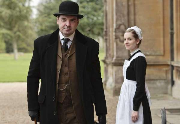 Multiple Emmy� winner (including Best Miniseries!) Downton Abbey
