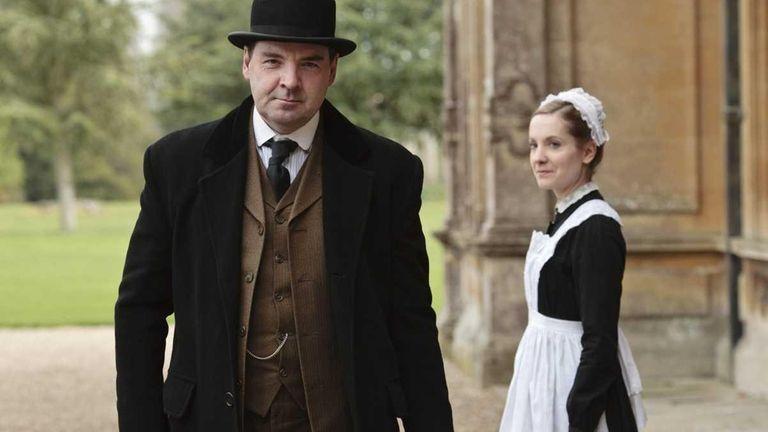 Multiple Emmy� winner (including Best Miniseries!) Downton Abbey