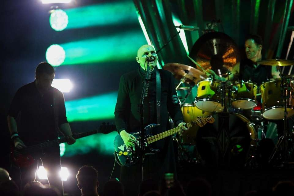 The Smashing Pumpkins take the stage at Northwell