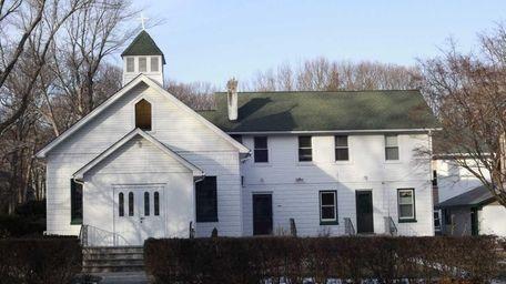 Bethel AME Church/Bethel African Methodist Episcopal Church stands