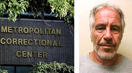 Jeffrey Epstein, seen in a photo provided by
