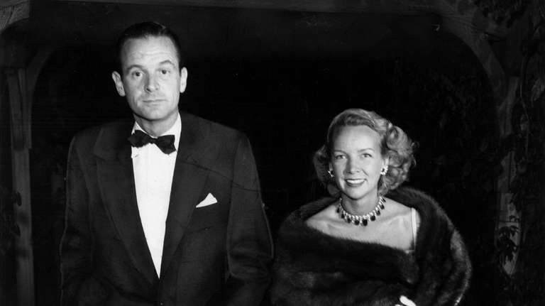 A slaying in high society: A socialite shoots her husband, and the killing is called a case of mistaken identity