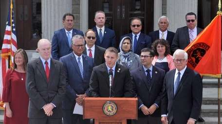 A coalition of interfaith religious leaders, Nassau County