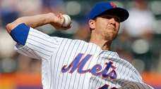 Going into Sunday's start against the Nationals, deGrom