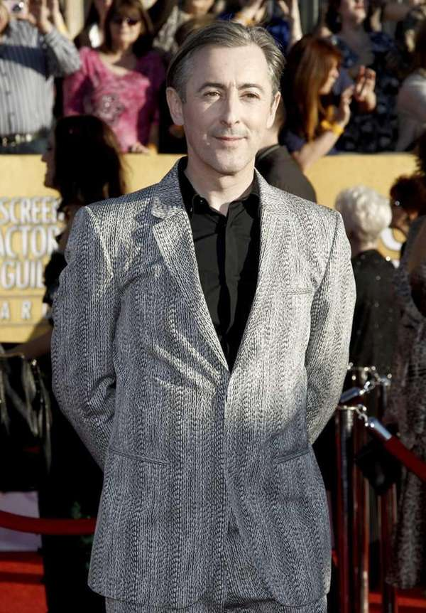 Alan Cumming arrives at the 18th Annual Screen