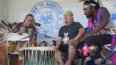 The annual Paumanauke Pow Wow took place at