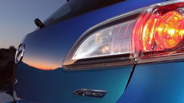2012 Mazda3 SkyActiv