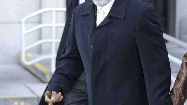 Leroy McKelvey, 59, leaves Bergen County Court in