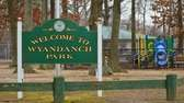 Wyandanch Park is home to picnic facilities, playgrounds
