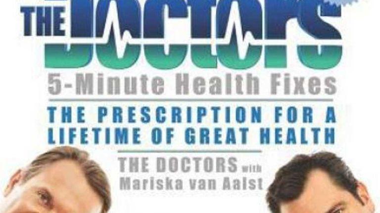THE DOCTORS 5 MINUTE HEALTH FIXES: The Prescription