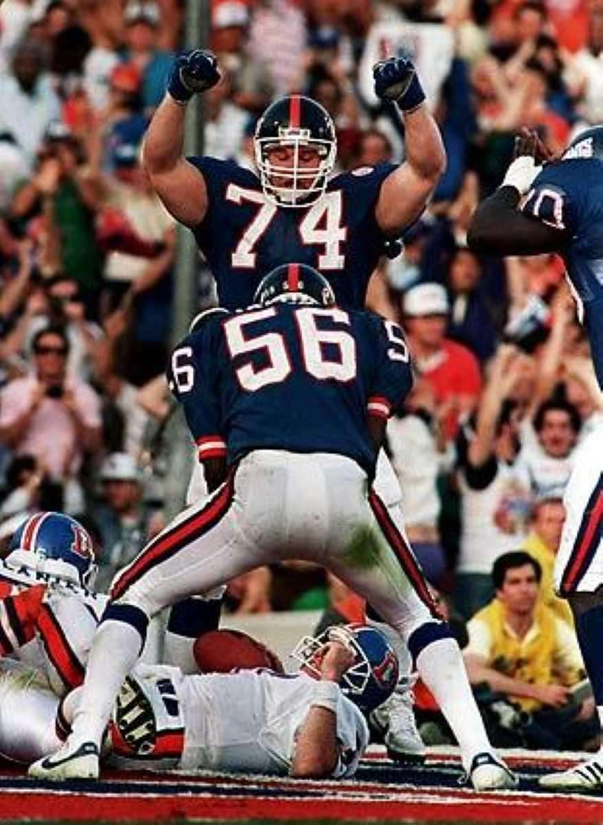 7. LAWRENCE TAYLOR SACKS JOHN ELWAY The Broncos