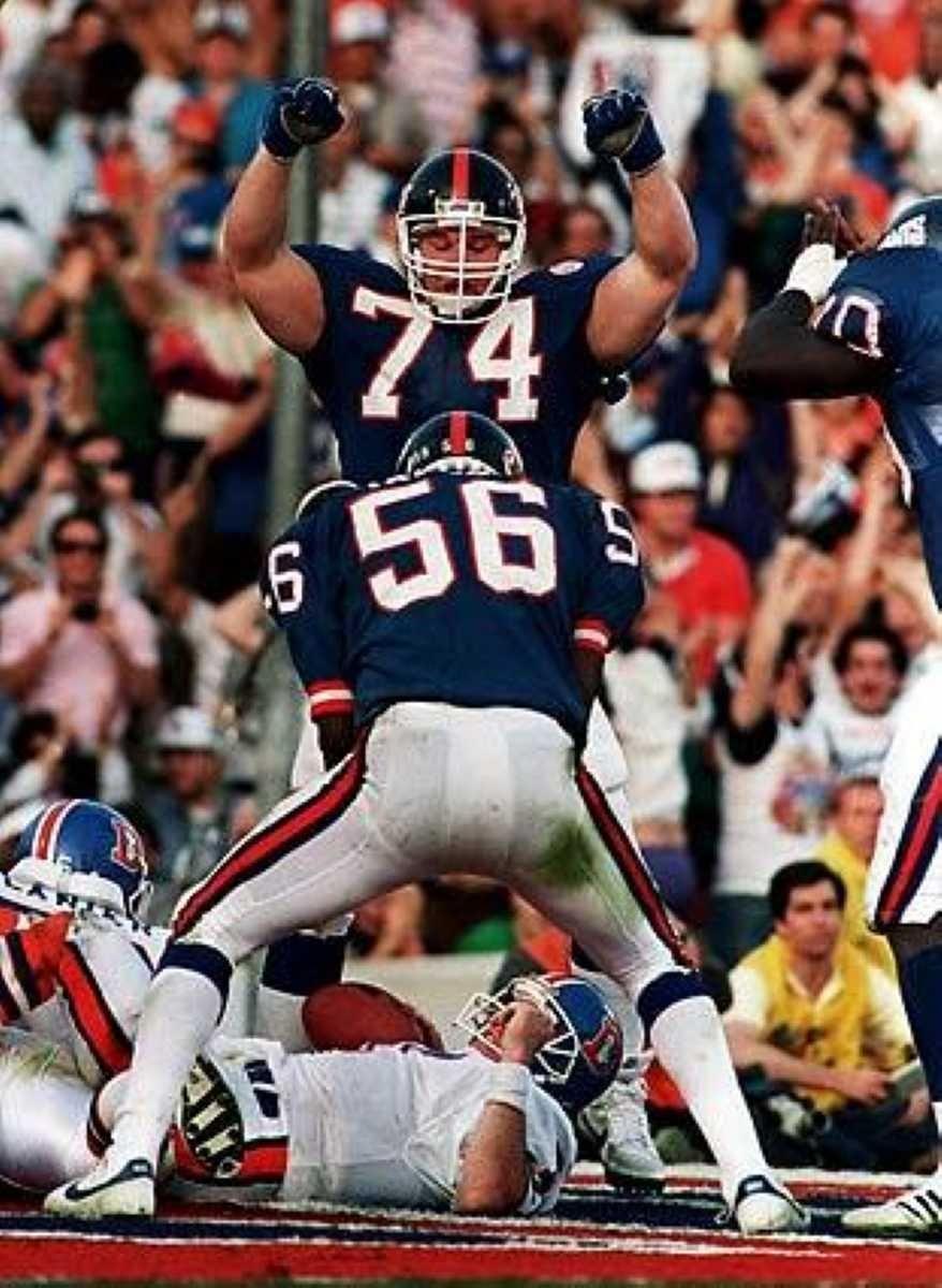 7. LAWRENCE TAYLOR SACKS JOHN ELWAY The Broncos