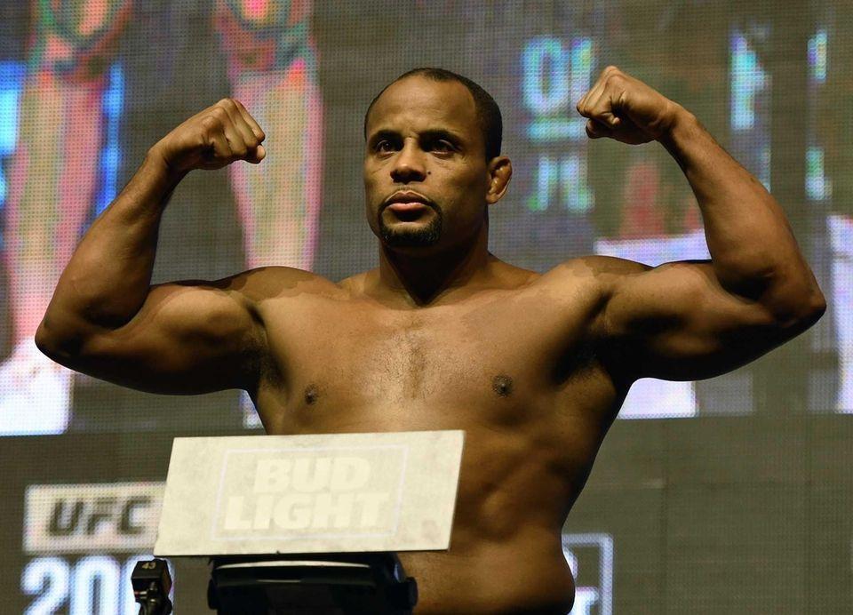 DANIEL CORMIER MMA Considered a top prospect, Cormier