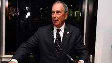 An undated photo of Mayor Michael Bloomberg.