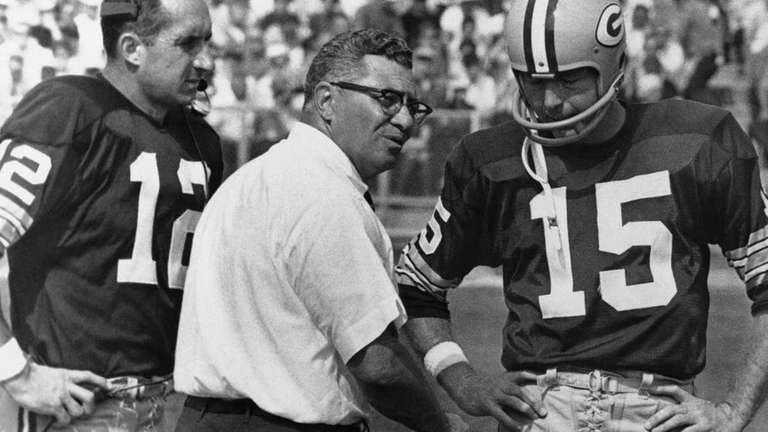Bart Starr in an undated file photo.
