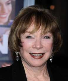 Oscar-winning actress Shirley MacLaine is joining Britain's popular