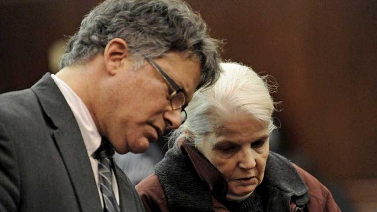 Anita Collins was sentenced on Thursday to 4-1/2