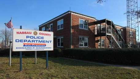Nassau police Fifth Precinct in Elmont would be