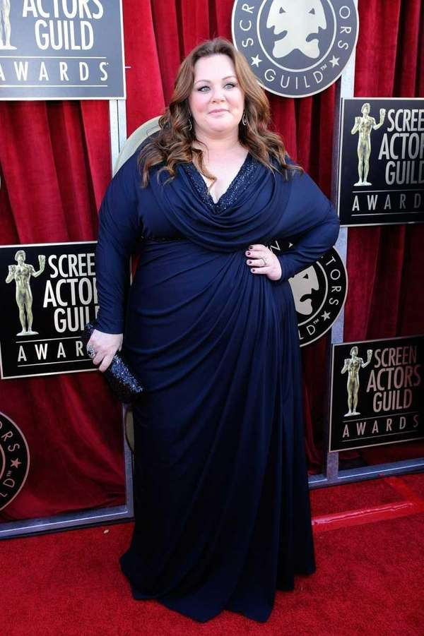 Actress Melissa McCarthy arrives at the 18th Annual