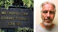Jeffrey Epstein was found unresponsive in his cell