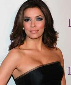 Eva Longoria for Barack Obama Actress Eva Longoria