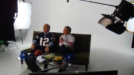 NYC mayor Bloomberg and Boston mayor Menino.