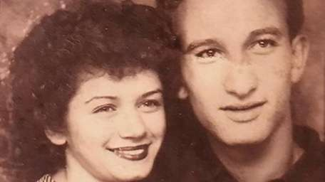 Bob and Edith Kushner when they were young