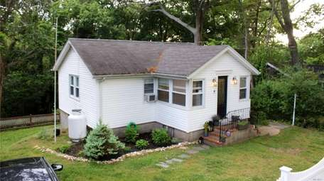 This Miller Place is listed for $299,999.