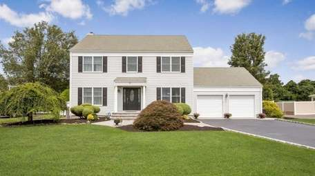 This Miller Place Colonial is listed for $625,000.