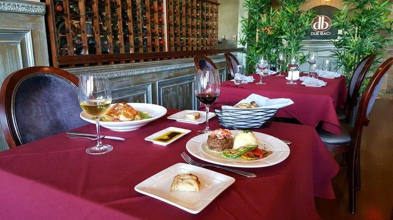 Due Baci Italian Restaurant Opens In Port Jefferson Newsday