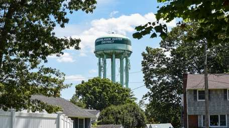 The Greenlawn Water District has the cheapest rates