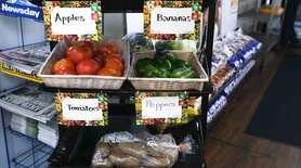 Neighborhood Country Market in Mastic Beach showed off
