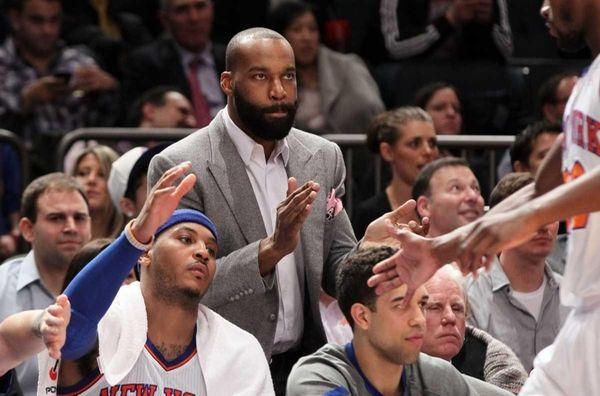 BARON DAVIS, Knicks Pick: Giants 33, Patriots 27