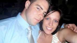 NYPD Officer Kevin Brennan and his wife Janet
