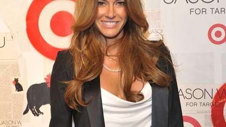 Kelly Bensimon attends the Jason Wu For Target