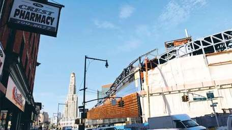 Barclays Center to transform surrounding neighborhoods into the